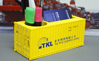 Top King Logistics Pen Container